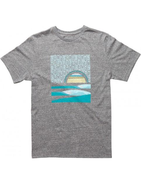 Billabong Sunset Abel Short Sleeve T-Shirt in Black