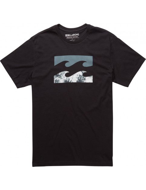 Black Billabong Team Wave Short Sleeve T-Shirt