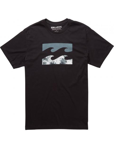 Billabong Team Wave Short Sleeve T-Shirt in Black