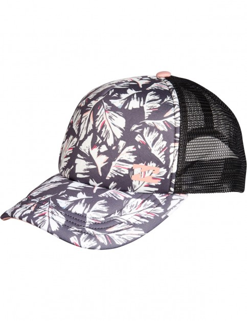 Billabong Tropicap Cap in Feather Black Pebble