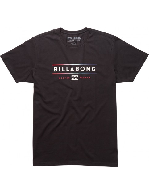 Billabong Unity Short Sleeve T-Shirt in Black
