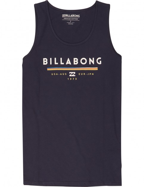 Billabong Unity Sleeveless T-Shirt in Hydro