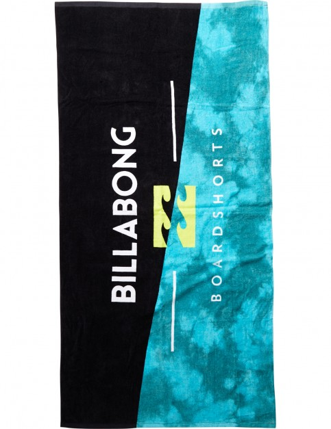 Billabong Unity Towel in Neo Lime