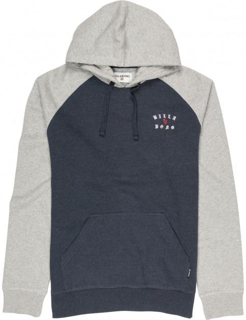 Billabong Vagabond Pullover Hoody in Navy Heather
