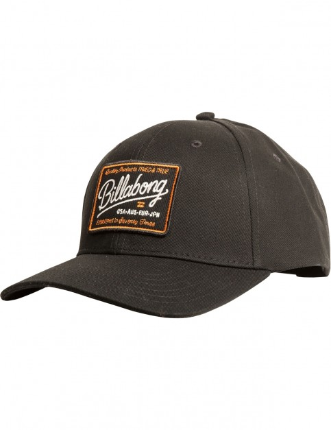 Billabong Walled Cap in Black