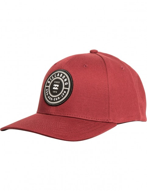 Billabong Walled Cap in Burgundy