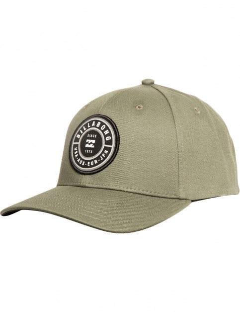 Billabong Walled Cap in Military