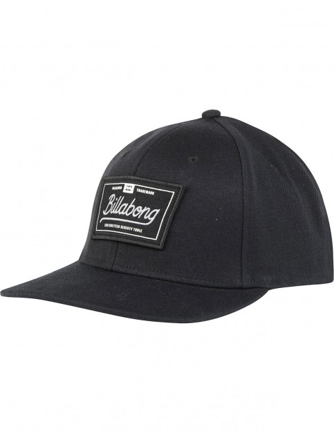 Billabong Walled Stretch Cap in Black