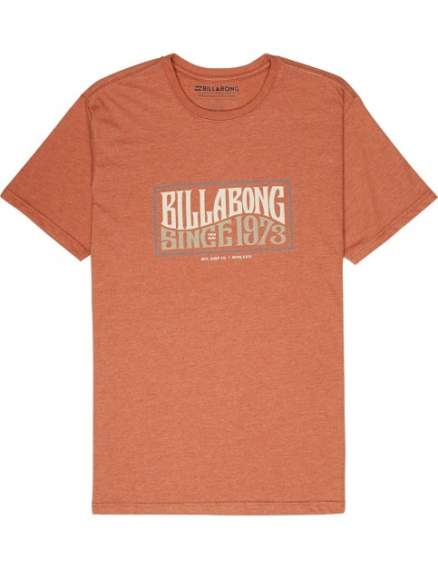 Billabong Wave Daze Short Sleeve T-Shirt in Hazel