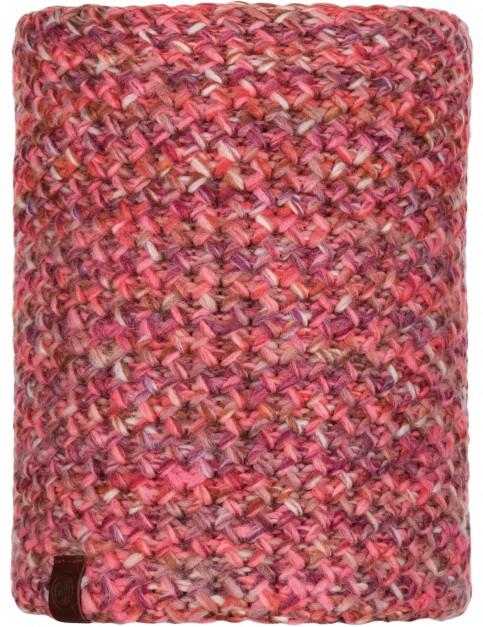 Buff Margo Knitted Neck Warmer in Flamingo Pink