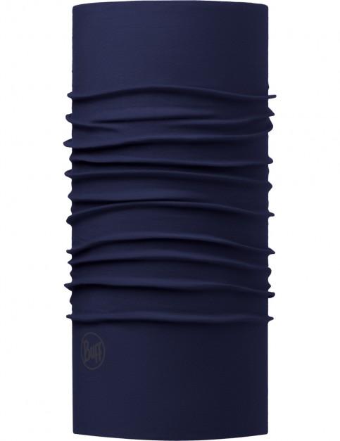 Buff Medieval Blue Neck Warmer in Medieval Blue