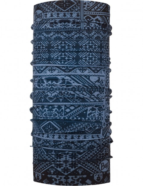 Buff New Original Neck Warmer in Eskor Dark Denim