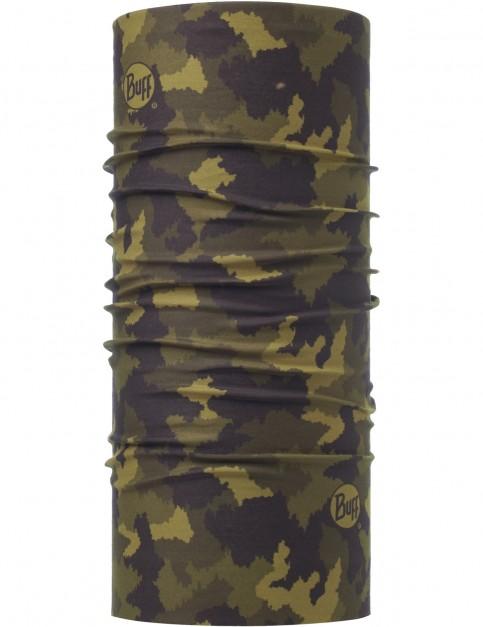 Buff New Original Neck Warmer in Hunter Military