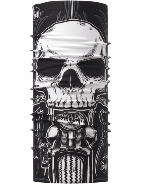 Buff New Original Neck Warmer in Skull Rider Multi