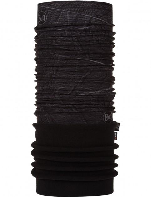 Buff New Polar Neck Warmer in Embers Black/Black