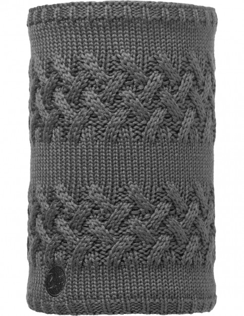 Buff Savva Neck Warmer in Grey Castlerock