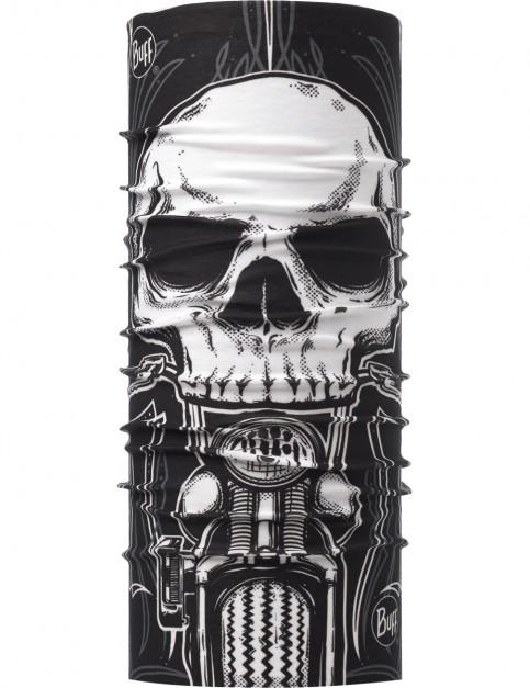 Buff Skull Rider Neck Warmer in Multi