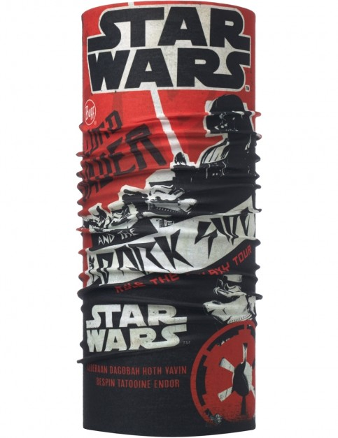 Buff Star Wars Galaxy Tour Neck Warmer in Red