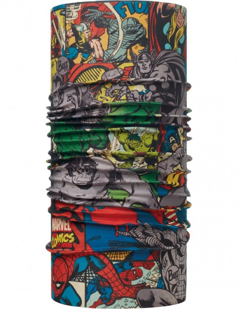 Buff Superheroes Buff Neck Warmer in Heroes Multi