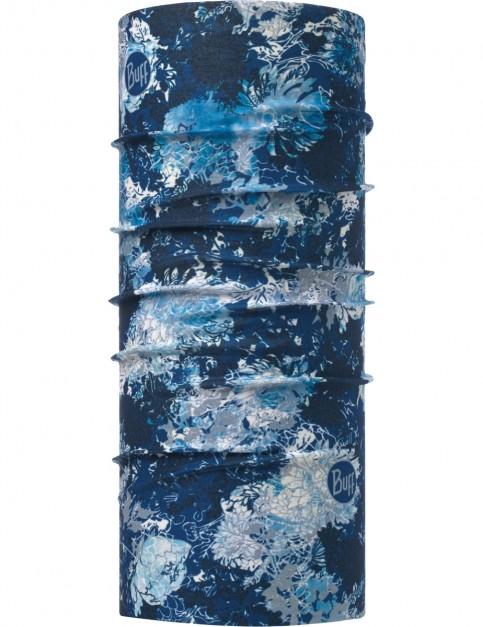 Buff Winter Garden Neck Warmer in Blue