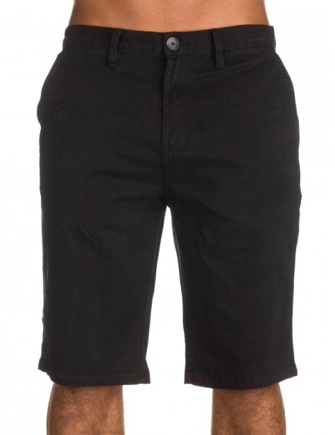Element Howland Chino Shorts in Black