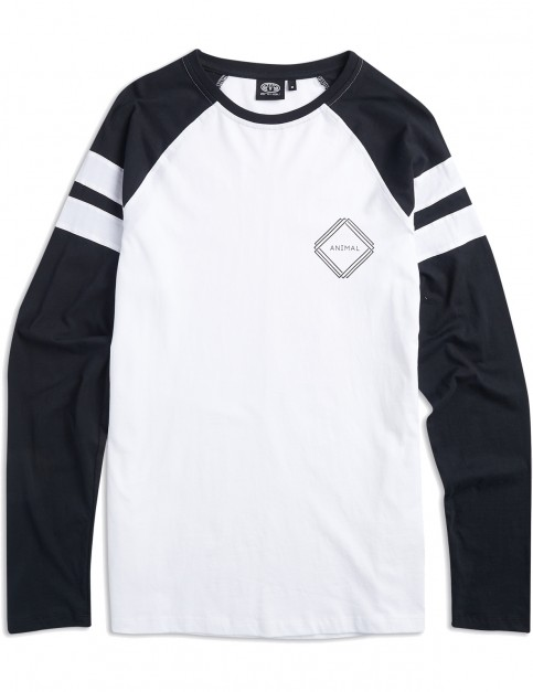 Animal Rocket Long Sleeve T-Shirt in Black