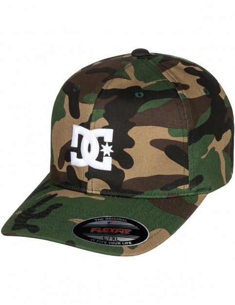 DC Cap Star 2 Cap in Camo
