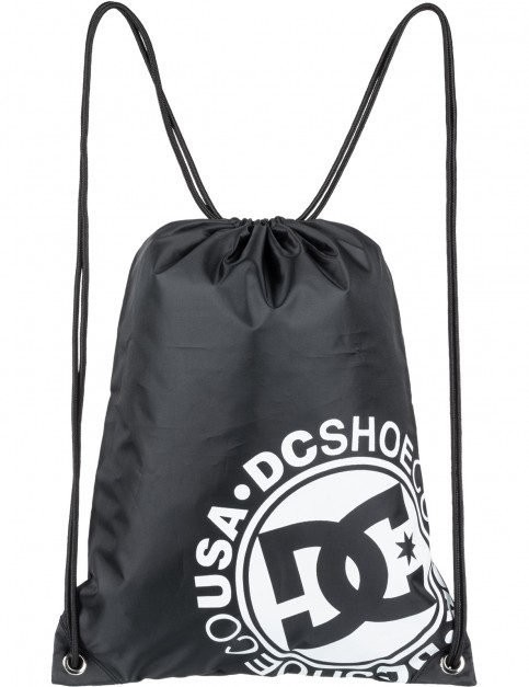 DC Cinched 2 Gym Bag in Black