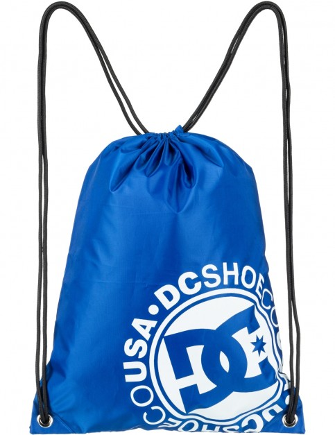 DC Cinched 2 Gym Bag in Sodalite Blue