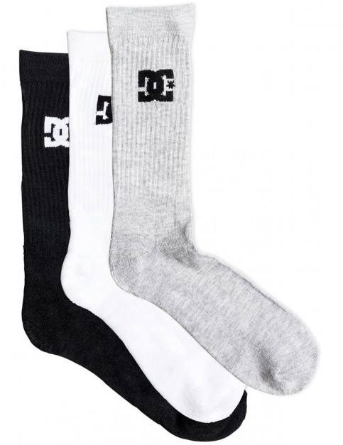 DC Crew Crew Socks in Assorted