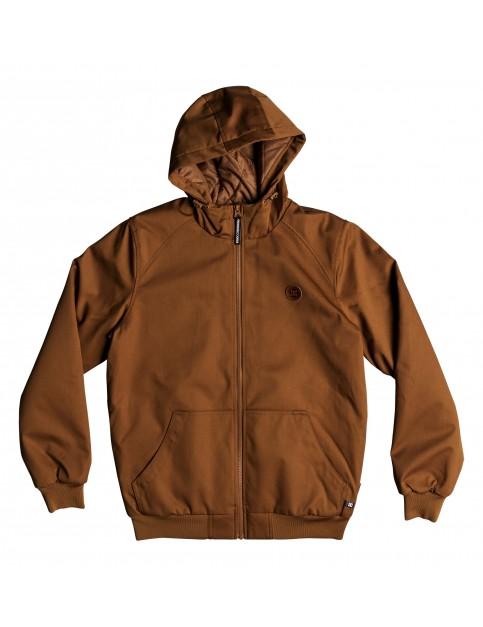 DC Ellis Padded Jacket in Dc Wheat