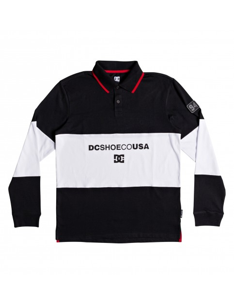 DC Emerson Polo Shirt in Black