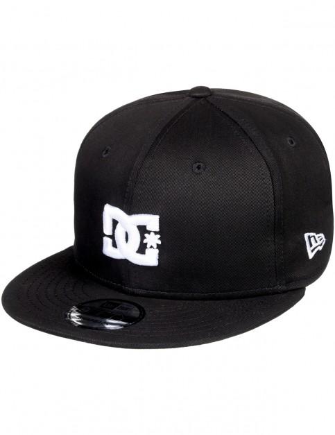 DC Empire Fielder Cap in Black