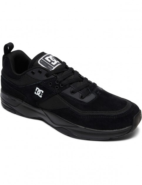 DC E.Tribeka Trainers in Black/Black/White