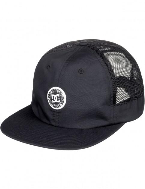 DC Harsh Pocket Cap in Black