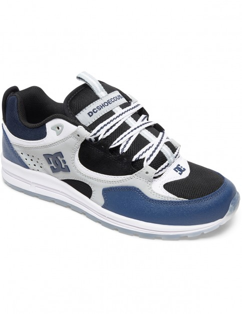 DC Kalis Lite SE Trainers in Blue/Black/Grey