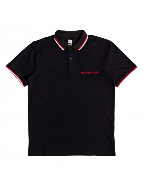 DC Lakebay Polo Shirt in Black