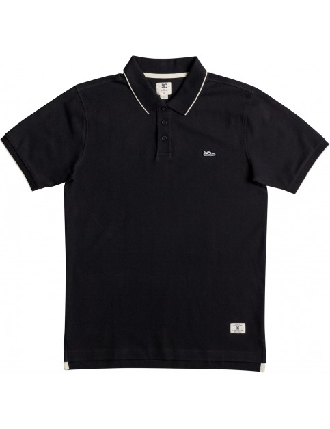DC Milnor Polo Shirt in Black