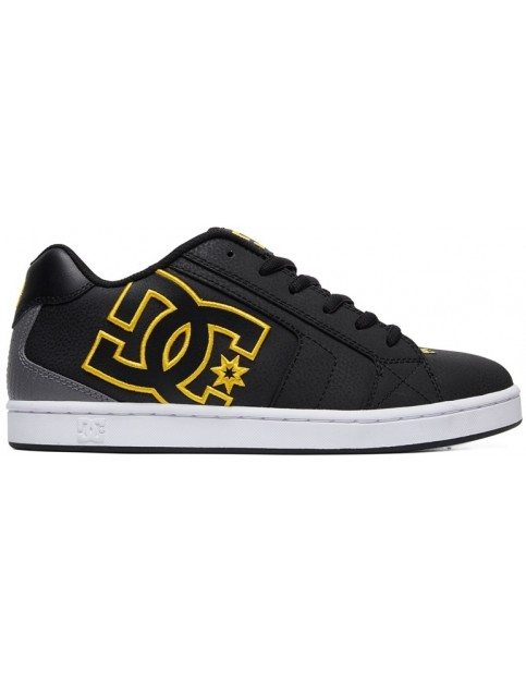 DC Net Trainers in BLACK/GOLD