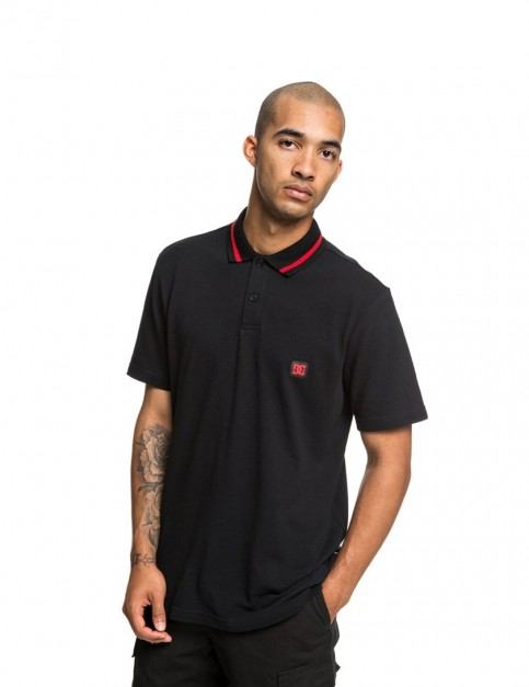 DC New Lakebay Polo Shirt in Black