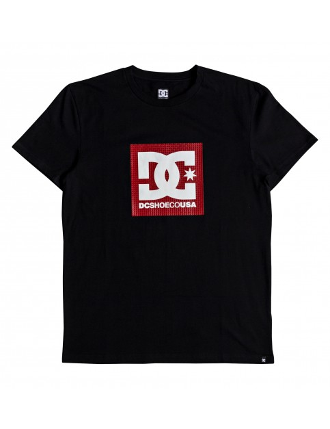 DC Pill Boxing Short Sleeve T-Shirt in Black