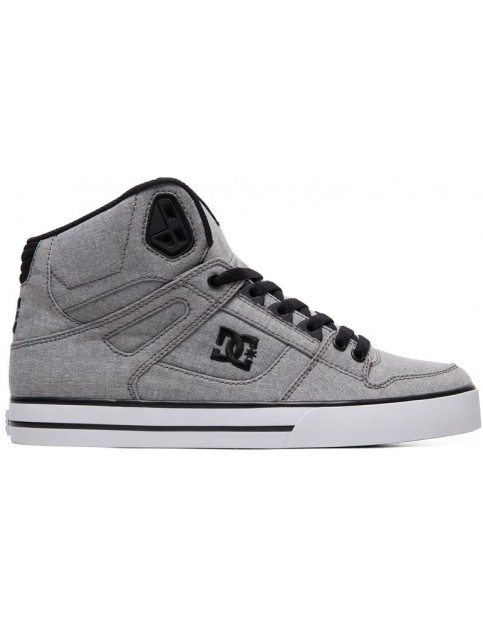 DC Pure HT TXSE Trainers in GREY