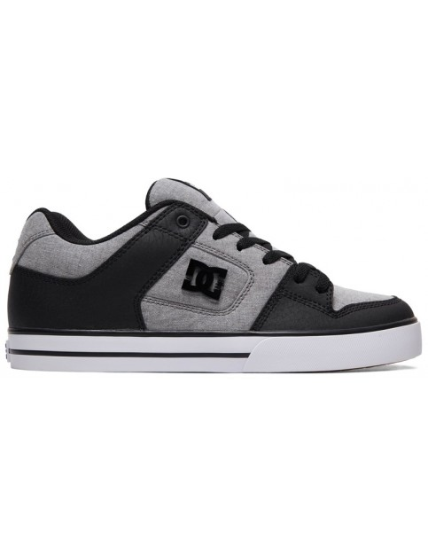 DC Pure SE Trainers in Grey Heather