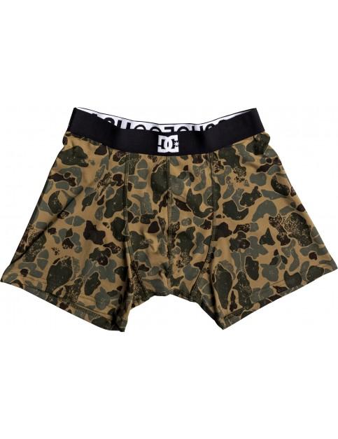 DC Shoes Woolsey Underwear in Duck Camo