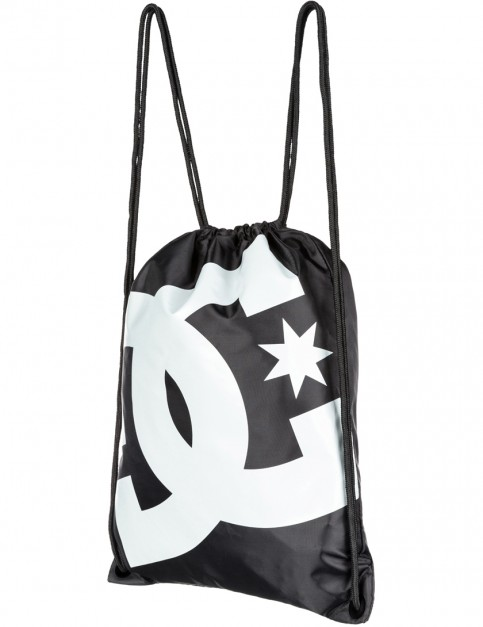 Black DC Simpski Sports Bag