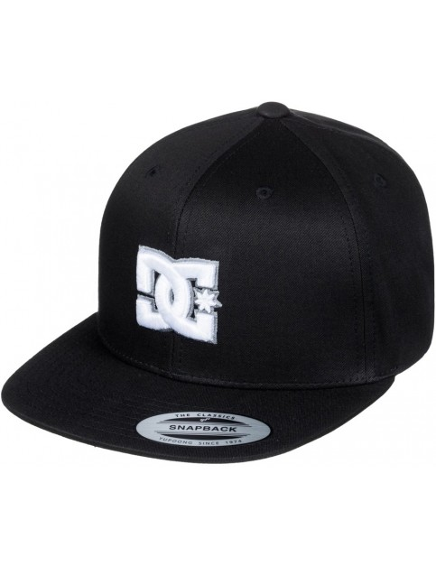 DC Snappy Cap in Black