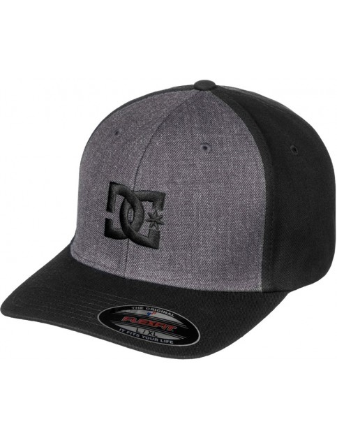DC Star 2 Cap in Grey Heather