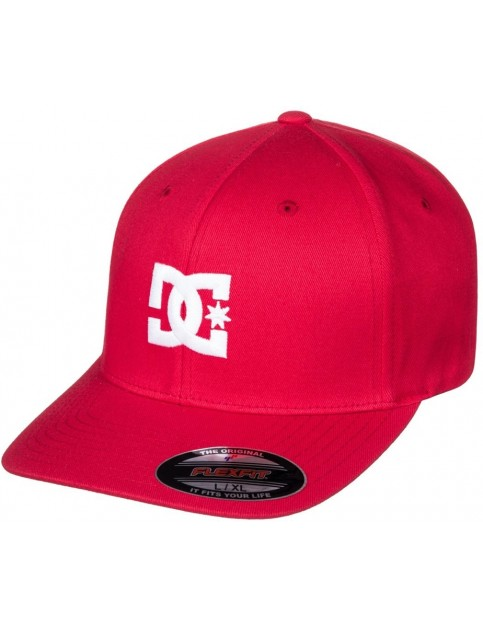 DC Star 2 Cap in Tango Red