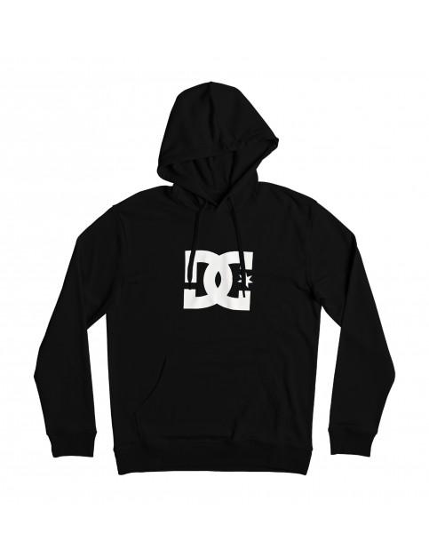 DC Star Pullover Hoody in Black