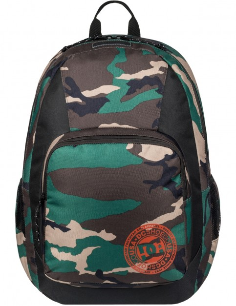 DC The Locker Backpack in Camo